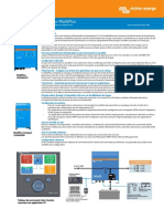Datasheet MultiPlus 500VA-5kVA