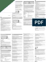 Teclado inalámbrico Sony PS3.pdf