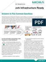 FAQ for IIoT Network Infrastructure 2016