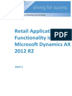 Dynamics Retail Functional r2 Material