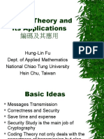 Coding Theory and its Applications.ppt