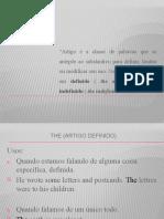 Articles - Aula 2.pptx