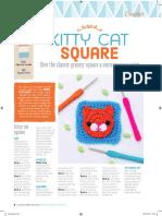 LGC Kitty Cat Square