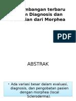 Perkembangan Terbaru Dalam Diagnosis Dan Penilaian Dari Morphea