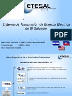 Datos Del Sistema Salvadoreño