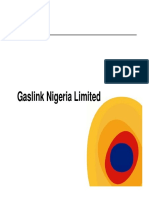 GasLink - Development of GLIA