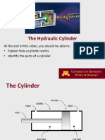Fundamentals of Fluid Power via the Cylinder