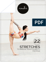 22 Stretches to Improve Your Flexibility for Pole