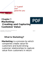 Week 1 Ch 1 Creating and Capturing Customer Value Copy