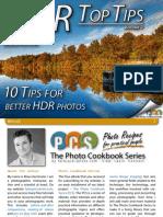 HDR Top Tips Vol.1 Version 1.1