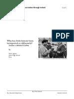 0A2 Interpreting Irish History Collins Y9