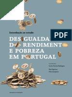 Introducao Ao Estudo Desigualdade Do Rendimento e Pobreza Em Portugal