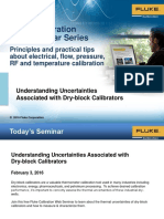 Understanding Uncertainties Associated With Dry-block Calibrators - Mike Hirst, 2016-02-03