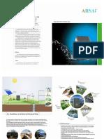 Arsai Solar Pump Controller Brochure