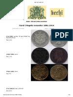 Bani vechi 1881-1914