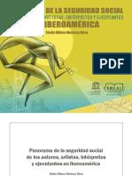 Panorama de La Segur Social de Los Aut Interp y Ejecutantes