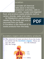 F3 Science-Chapter 3 Excretion