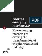 Pharmaceutical Market 2.0