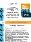 Assurance Engagements and Internal Audit and Sections on Public Sector and Charity Audits_pp15