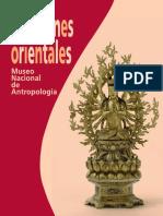 MuseoAntropologia Guia Sala Religiones Orientales