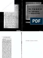 EL Tango. Su Historia y Evolucion