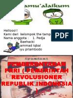 Pemberontakan PRRI