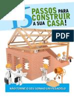 15 Passos Para Construir a Sua Casa