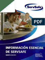 ServSafe - Informacion Esencial de ServSafe 5°Ed. 2008.pdf