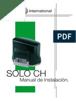 Manual Solo Ch