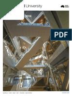 Annual Report 2014 MOnash Uni
