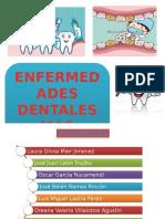 Enfermedades Dentales Mas Comunes