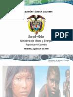 Consulta Previa Comunidades Etnicas