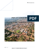 Jinja City Bid