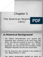 American Regime.pptx