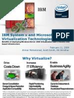 Hyper v Ibm Intel and Microsoft Webcast 2-11-09
