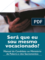 Manual Do Candidato IPIB