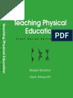 Teaching Physical Edu 1st Online