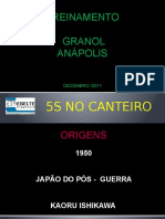 5S No Canteiro - GRANOL
