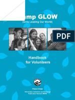 Peace Corps Camp GLOW pp.100 M0056 campglow FOIA