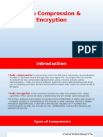 Data Compression & Encryption