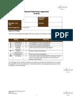 BR_Annual Appraisal Form B_Cafe