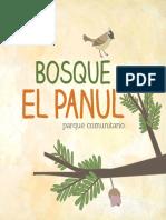 Bosque El Panul. Parque comunitario