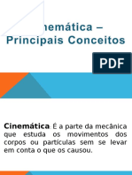 9 Ano Cinematica
