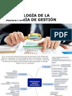 Tema 4 Metodologia de La Auditoria de Gestion