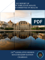 2015 Health Committee Report