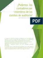 Presentation 2 Podemos Los Contadores Ser Miembros...