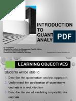 1-Introduction to Quantitative Analysis