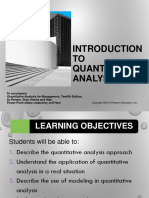 1-Introduction to Quantitative Analysis