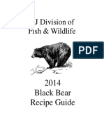 Bear Recipeguide