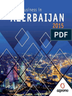 Doing Business in Azerbaijan Guide 2015